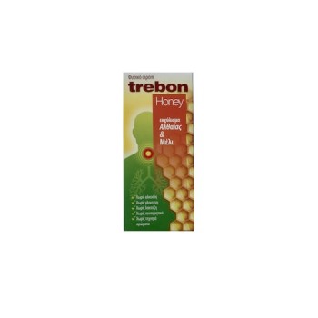Uni-Pharma Trebon Honey 100ml