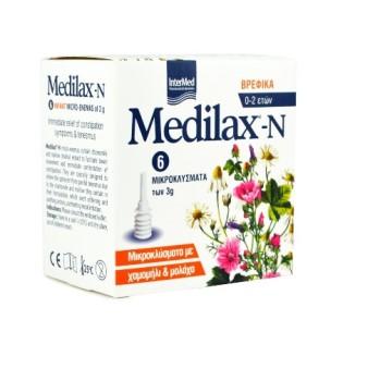 MEDILAX MICRO-ENEMAS INFANTS 0-2 YEARS
