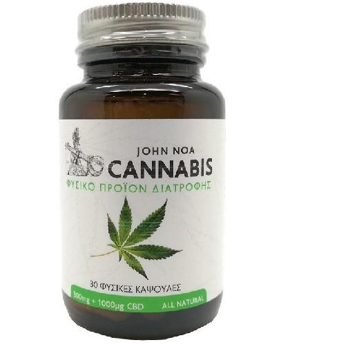 John Noa Cannabis Sativa 30caps