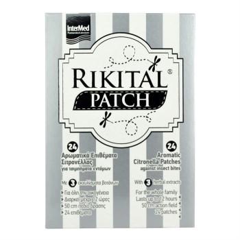 Intermed Rikital patch citronella