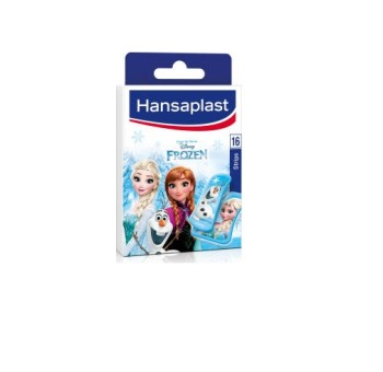Hansaplast Παιδικά Strips Frozen 16τμχ