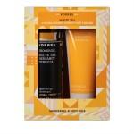 Korres Promo White Tea,Bergamot,Freesia Showergel 250ml & Body Milk 125ml