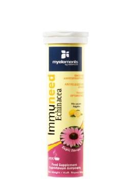 MyElements Immuneed  Echinacea 20 αναβράζουσες ταμπλέτες