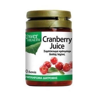 Power Health Cranberry Juice 4500 Mg Caps 30caps