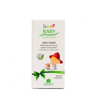 Power Health Cucciolo Baby Lenil Cream Καταπραϋντική Κρέμα 50ml