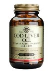 Solgar Cod Liver Oil Vitamin A & D 100 Softgels