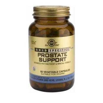 Solgar Gold Specifics Prostate Support, Συμπλήρωμα Διατροφής για την Καλή Λειτουργία του Προστάτη 60 Veg. Caps