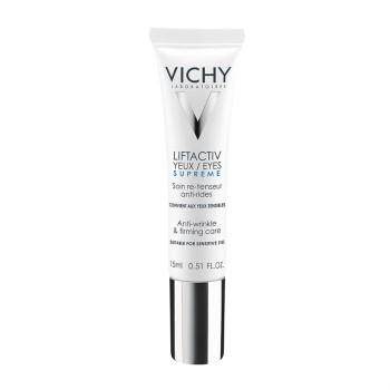 Vichy Liftactiv Αντιγηραντική Κρέμα ματιών, 15ml