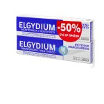 Elgydium Whitening Λευκαντική Οδοντόκρεμα 2x100ml το 2ο στη Μισή Τιμή