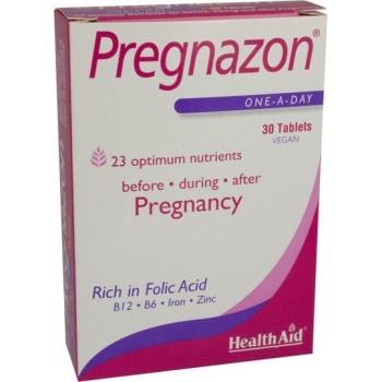 Health aid Pregnazon 30tabs