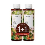 Korres Αφρόλουτρο Φυστίκι showergel pistachio 1+1 δώρο / 2x250ml