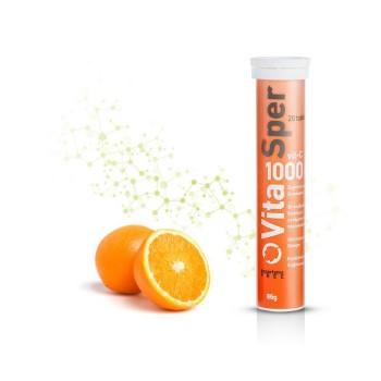 Vitasper Vitamin C 1000mg  20eff.tabs