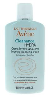 Avene Cleanance Hydra Creme Lavante Apaisante 200ml