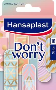 Hansaplast Επιθέματα Don't Worry 16 strips