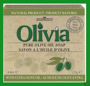 Olivia pure olive oil soap 125 gr