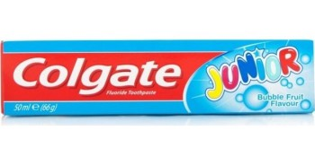 Colgate Junior Bubble Fruit 50m