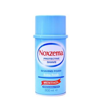 Noxzema Menthol Αφρός Ξυρίσματος 300ml