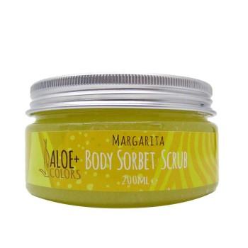 AloePlus Colors Margarita Body Sorbet Scrub 200ml