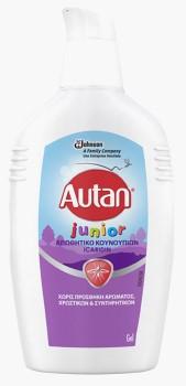 Autan Junior Gel Παιδικό Αντικουνουπικό 100ml