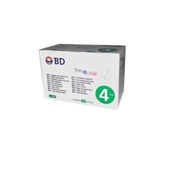 BD Thin Wall 0.23x4mm (32G) 100τμχ