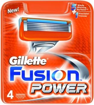 Gillette Ανταλλακτικά Fusion Power (4 τεμάχια)