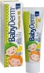 Intermed Babyderm Toothpaste με Γεύση Μπανάνα - 50ml