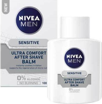 Nivea Sensitive Ultrac Comfort After Shave Balm 100ml