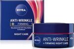 Nivea Αντιρυτιδική - Συσφικτική Κρέμα Νύχτας 45+ 50ml