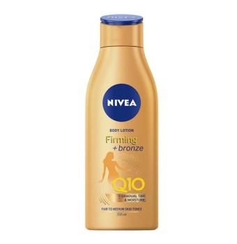 Nivea Body Q10 Firming + Bronze 200ml
