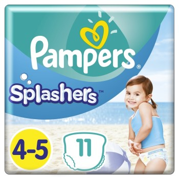 Pampers Splashers Nr 4 - 5 x 11