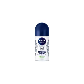 Nivea Deo Sensitive Protect Roll-on Ανδρικό 50ml