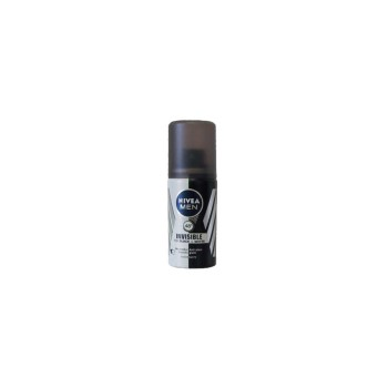 Nivea Deo Black & White Invisible Spray Ανδρικό 35ml MINI