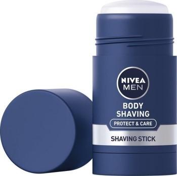 Nivea Men Stick Ξυρίσματος Σώματος Protect & Care 75ml