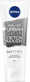 Nivea Urban Skin Detox Peel Off Μάσκα 75ml
