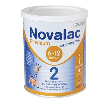 Novalac Premium Xtra 2 400gr