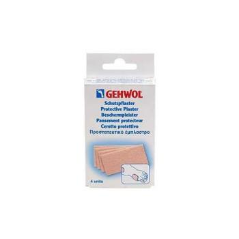 Gehwol Protective Plaster Thick Παχύ Προστατευτικό Έμπλαστρο, 4 τεμάχια
