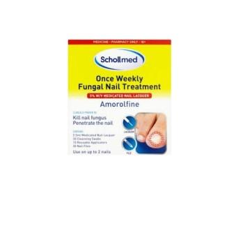 Scholl Fungal Nail Treatment 2,5ml