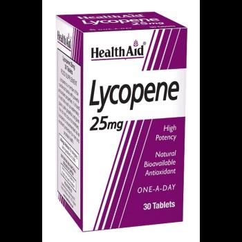 Health Aid Lycopene 25 mg 30 tabs