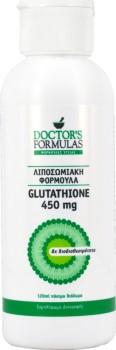 Doctor's Formulas Glutathione 450mg 120ml