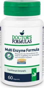 Doctor's Formulas Multi Enzyme Formula 60 κάψουλες