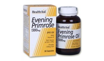 Health Aid Evening Primrose Oil 1300 mg 30caps