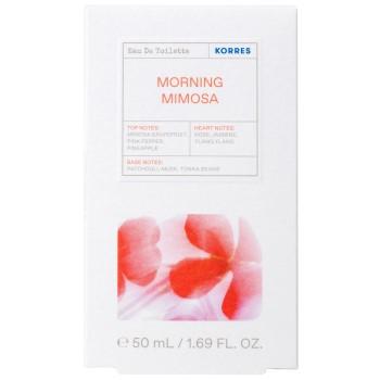 Korres Eau De Toilette Morning Mimosa 50ml