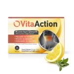 Vitasper Vita Action 24 παστίλιες lemon sugar free