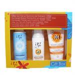 Ag Pharm Gift Box Propolis After Sun & Tattoo 100ml Sunscreen Face SPF50+ Tinted 75ml & Sunscreen Body Lotion 100ml