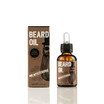 Cosmogent Mr. Μysterious  – Beard Oil 30ml