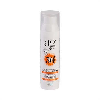 Ag Pharm Sunscreen Face SPF50+ Tinted 75ml