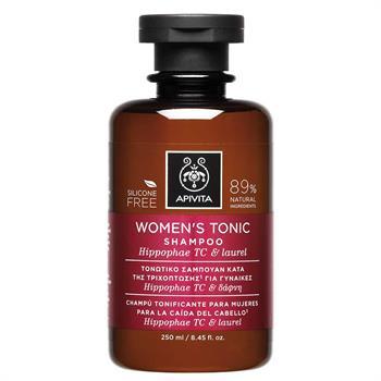 Apivita Shampoo Κατά της Τριχόπτωσης Για Γυναίκες Με Ιπποφαές & Δάφνη 250ml