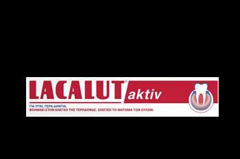 Οδοντόκρεμα Lacalut Aktiv Spezial 50ml