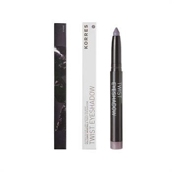 ΚΟΡΡΕΣ Eyeshadow Twist Volcanic Minerals 72 Metallic Lilac 1.4g