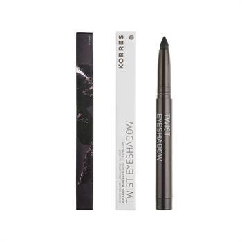 ΚΟΡΡΕΣ Eyeshadow Twist Volcanic Minerals 98 Metallic Black 1.4g